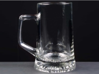 Large selection of tankards