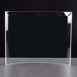 5mm Clear Curved Frame (6.5