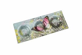 Butterfly Tea Light Dish