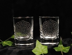 Celtic Shot Glass
