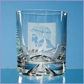 A1 Dimple Base Whisky Tumbler
