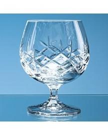 Flamenco Cut Brandy Glass