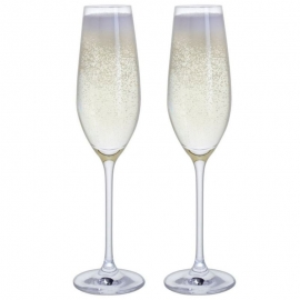 Dartington Just for Two Champagne Flutes