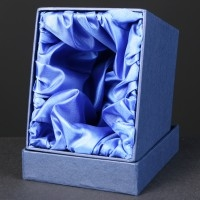 Satin Lined box for 10oz whisky