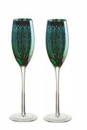 Peacock Flute (Pair)