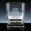 A1 Square Whisky Glass (10oz)
