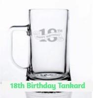 Birthday Tankard