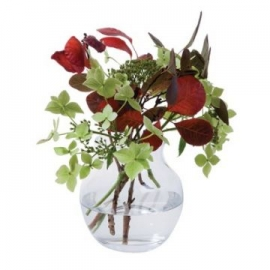 Dartington Flower Garden Spray Vase