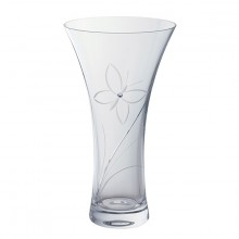 Dartington Glitz Butterfly Vase